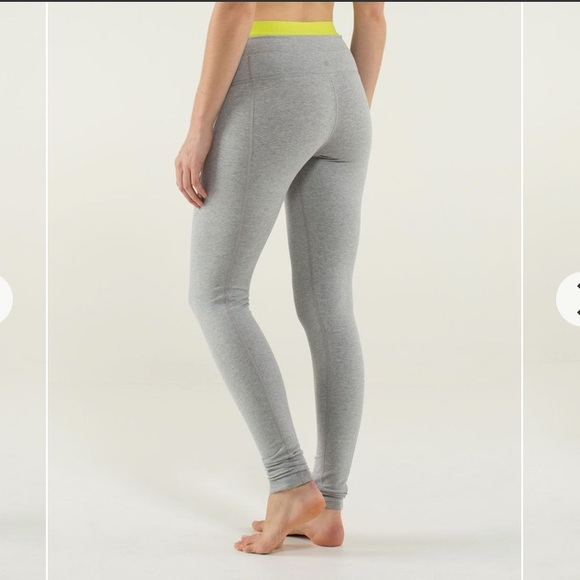 lululemon athletica Pants - Lululemon high waisted yoga pants